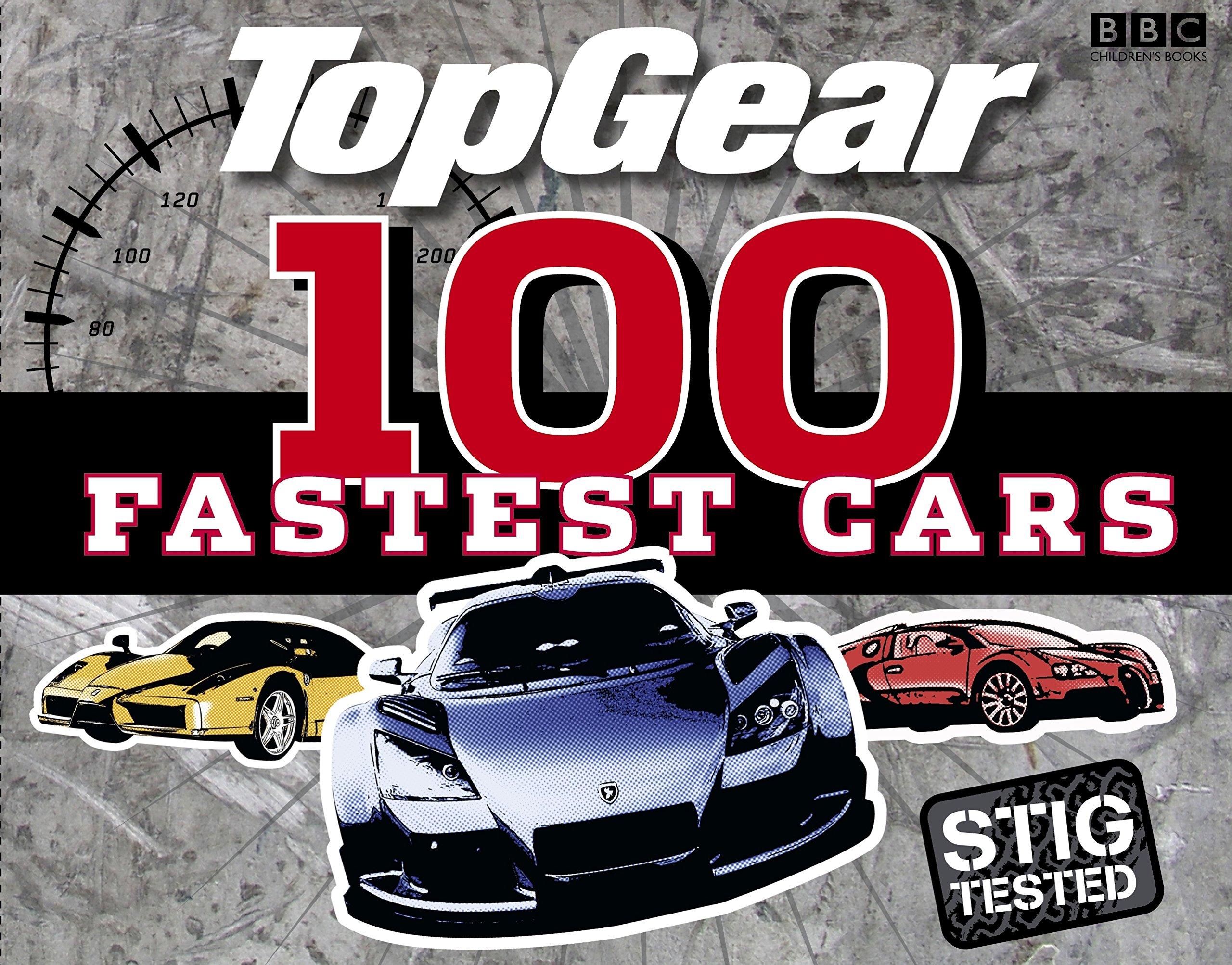 Top Gear: 100 Fastest Cars: Amazon.es: Books, BBC Children: Libros en idiomas extranjeros