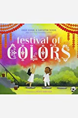Festival of Colors Hardcover