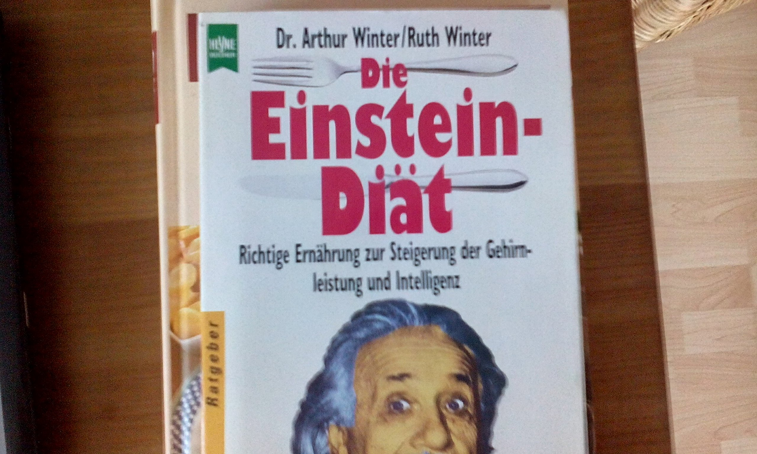 Die Einstein Diat Amazon De Arthur Winter Ruth Winter Bucher