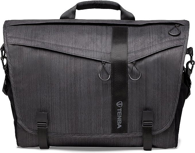 Amazon.com | Tenba Messenger DNA 15 Camera and Laptop Bag - Graphite
