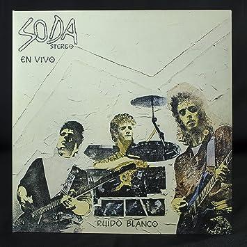 Gustavo Cerati, Soda Stereo - Soda Stereo Ruido Blanco - Amazon.com Music