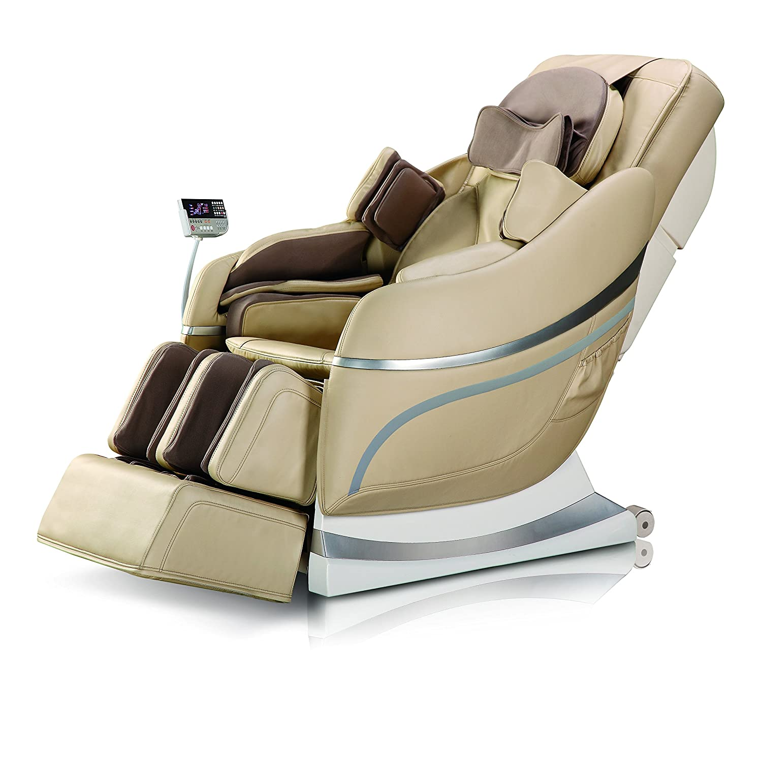 Amazon iRest A33 Massage Chair by Life Chairs Tan Kitchen