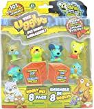 The Ugglys Putrid Pets Pet Shop 8 Piece Collector's Set (Series 2 Collection, Characters May Vary)