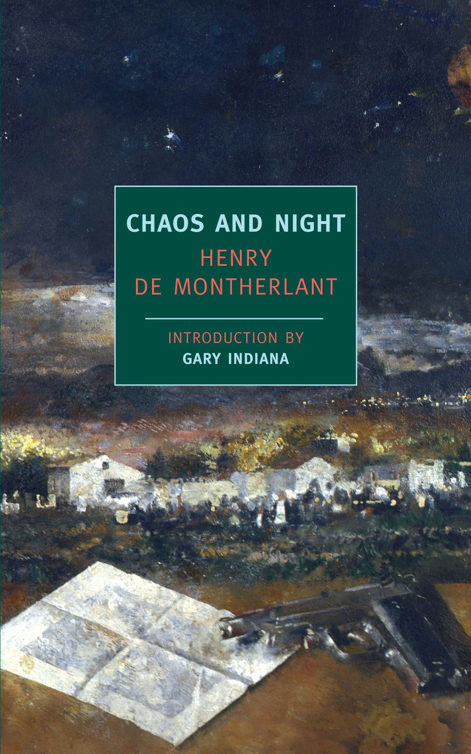 Download Chaos and Night (New York Review Books Classics) pdf