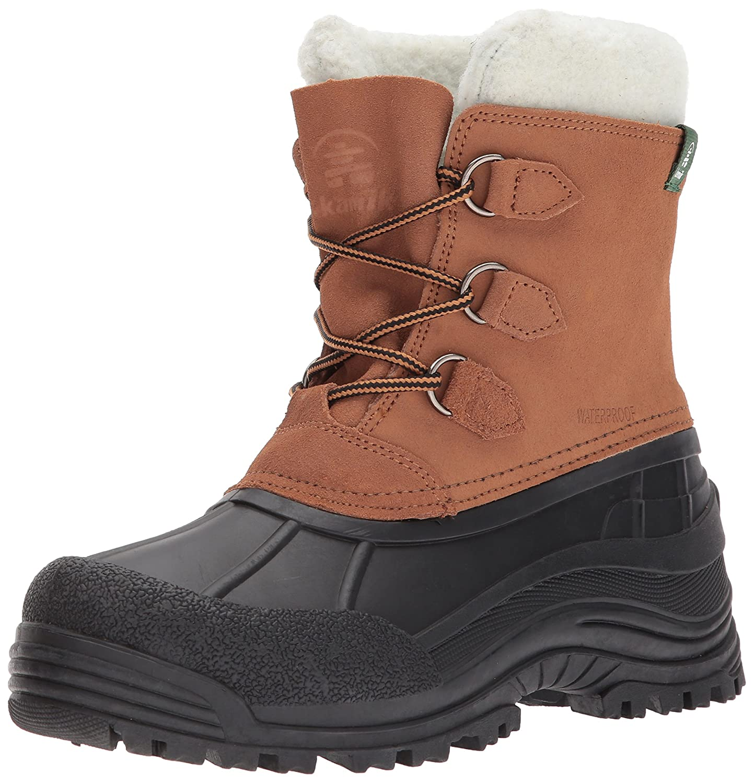 Kamik Women's Tracy Snow Boot B01N6LW51J 7 D US|Tan