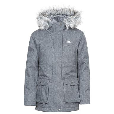 f25155111 Trespass Childrens Girls Vardia Waterproof Jacket  Amazon.co.uk ...