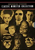 Universal Studios Classic Monster Collection (Dracula / Frankenstein / The Mummy / The Invisible Man / The Bride of Frankenstein / The Wolf Man / Phantom of the Opera / Creature from the Black Lagoon)
