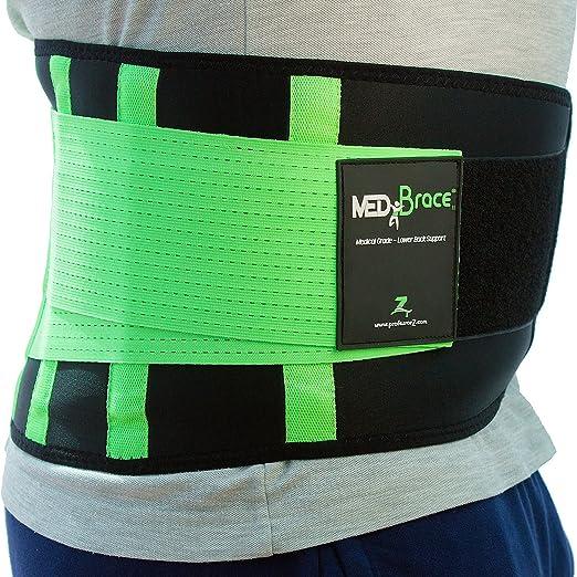 79 opinioni per MEDiBrace- Supporto lombare, grado medico, per prevenzione infortuni durante lo