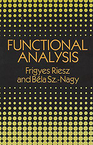 Functional Analysis (Dover Books on Mathematics) (English Edition)