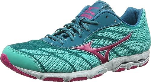 MizunoWave Hitogami 3 - Zapatillas de Running mujer , color Verde ...