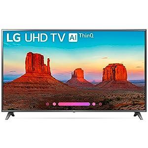 Amazon com: LG Electronics 65UK6300PUE 65-Inch 4K Ultra HD Smart TV