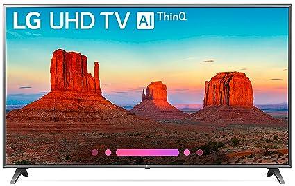 774163e2c Amazon.com  LG Electronics 75UK6570PUB 75-Inch 4K Ultra HD Smart LED ...