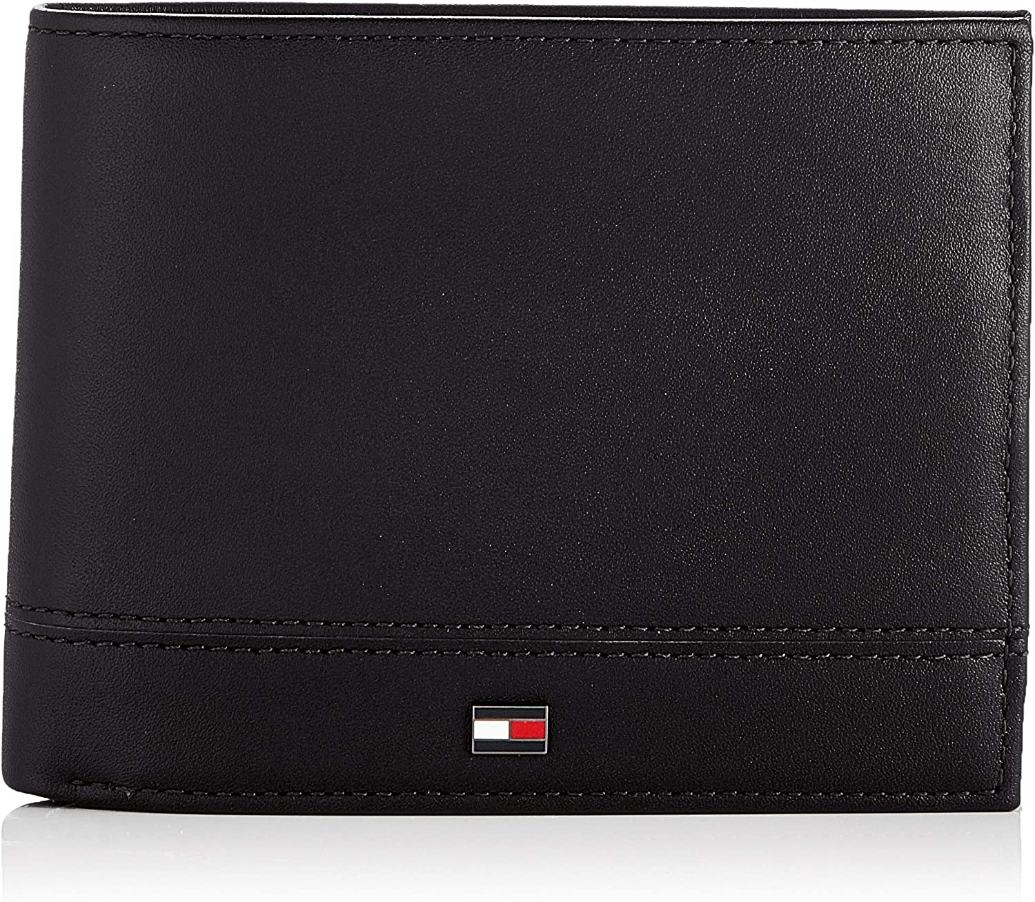 Tommy Hilfiger - TH Essential CC Flap and Coin, Carteras Hombre