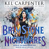 Brimstone Nightmares: Queen of the Damned Series, Book 4