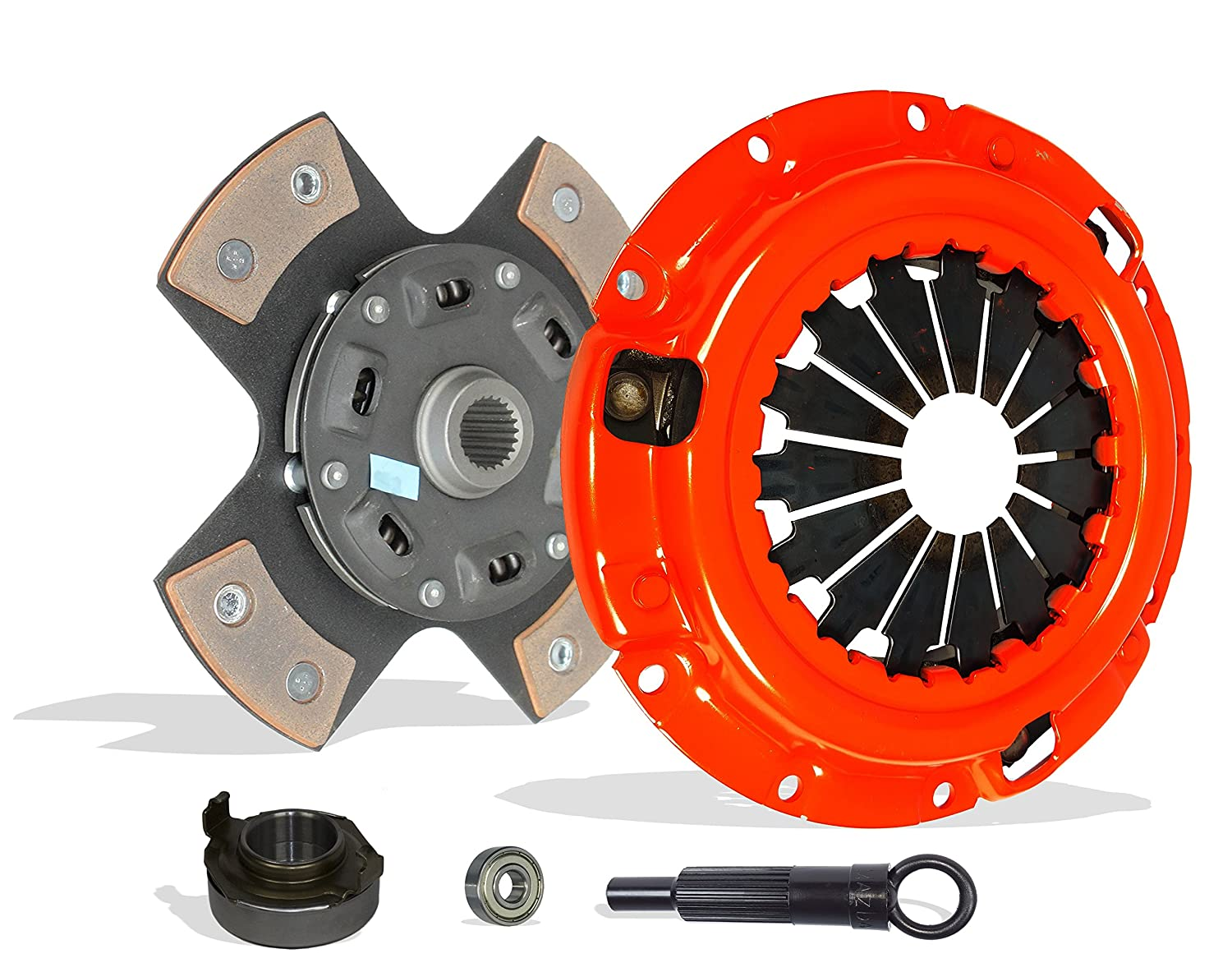 Amazon.com: Clutch Kit Stage 3 For Kia Sportage Base Ex Limited Sport Utility: Automotive