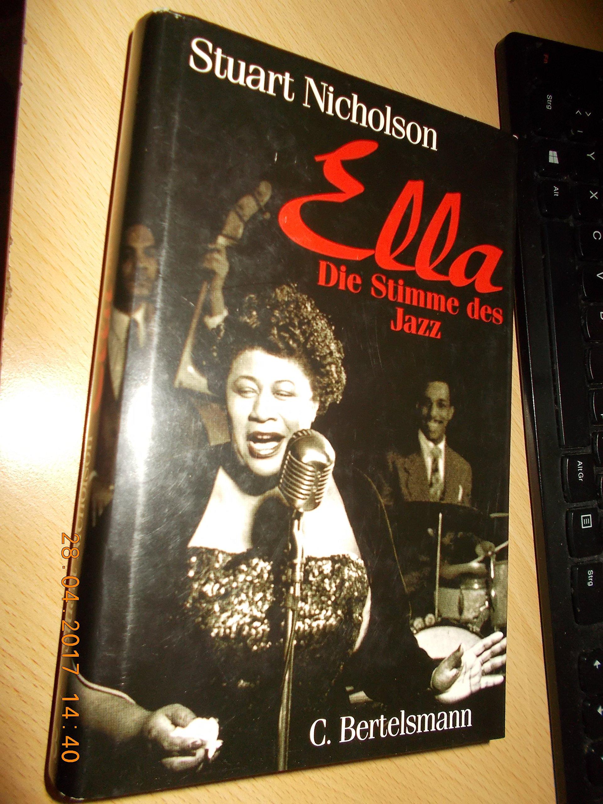 Ella, Die Stimme des Jazz