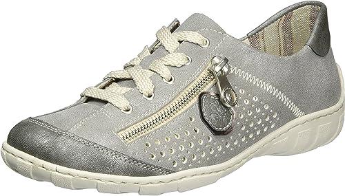 Rieker Damen M3705 Sneakers: : Schuhe & Handtaschen