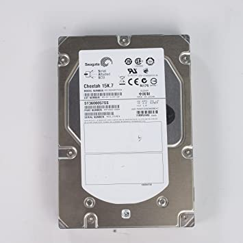 "DELL ST3600057SS ENTERPRISE HDD 600GB 15K SAS 3.5/"" 6Gb//s W// R TRAY"