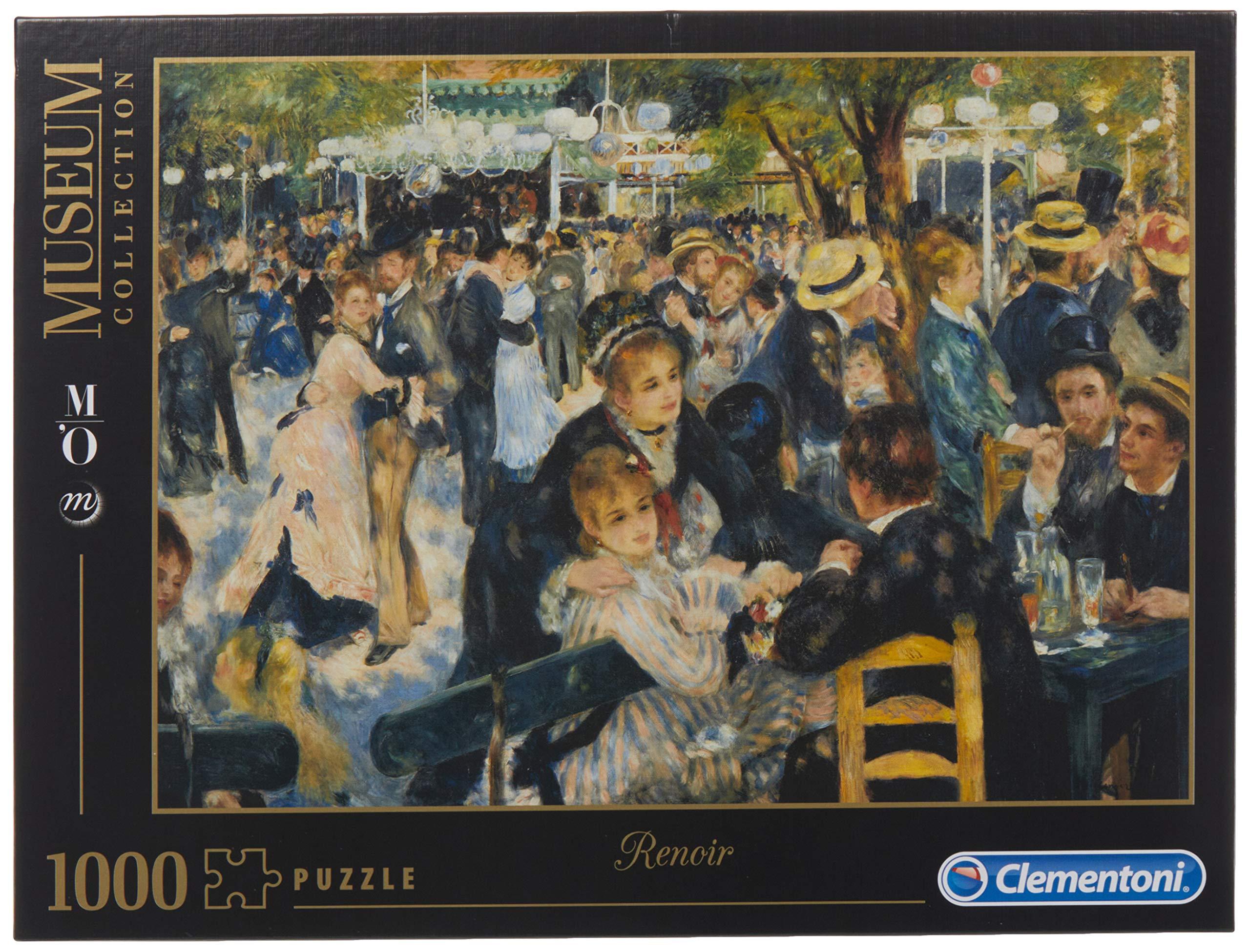 Bal Du Moulin Renoir Jigsaw Puzzle 1000pc