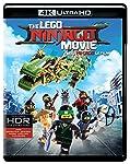 The Lego Ninjago Movie (4K Ultra HD + Blu-ray + Digital HD) (4K Ultra BIL
