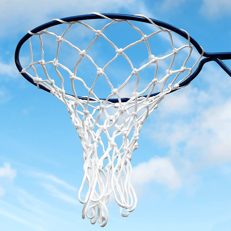 Net World Sports Netball Net - Official size replacement net for hoops