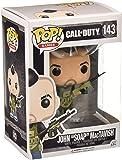 FUNKO POP! 11849 GAMES: Call Of Duty - Soap