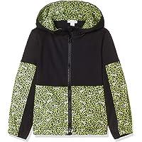 Panço Go Girl Kız Çocuk Kapüşonlu Ve Kapüşonsuz Sweatshirt, Siyah, (Üretici ölçüsü:7/8)