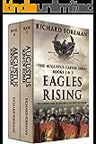 Eagles Rising: The Augustus Caesar Saga Books 1 & 2 (Augustus Series)