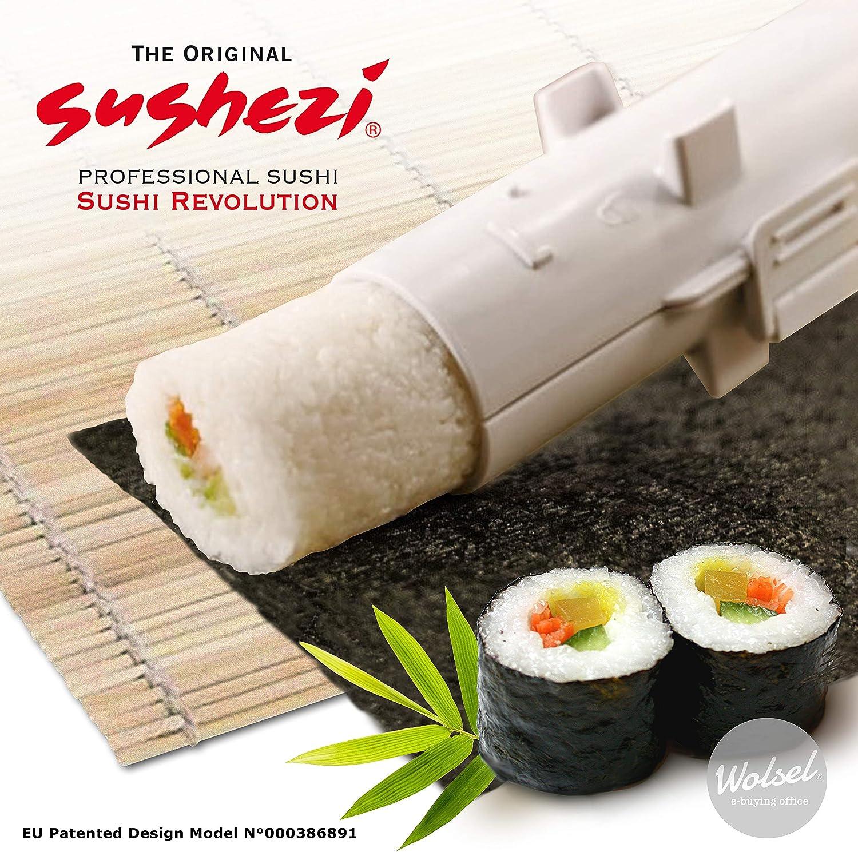 Utensilios para preparar Sushi-Maki: Amazon.es: Hogar