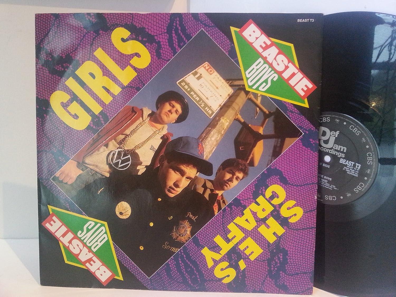 Unknown Beastie Boys Girls She S Crafty 12 Inch Vinyl Beast T3