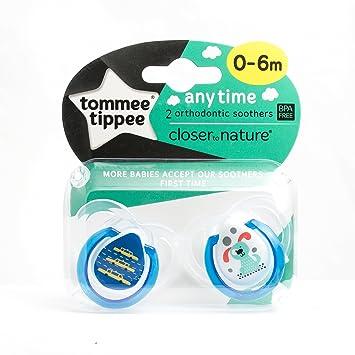 Amazon.com: Closer To Nature Cualquier Momento Chupete ...