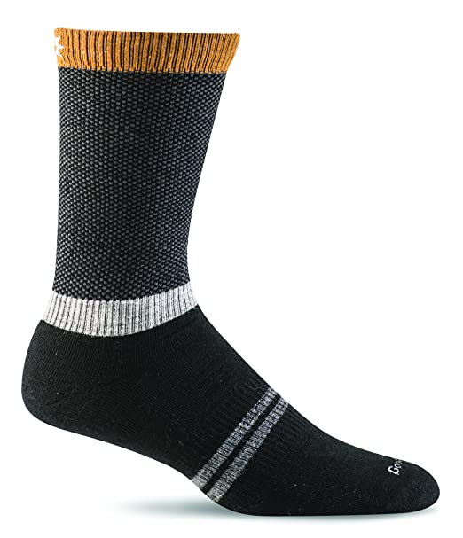 Sockwell Mixer Sock with a Helicase Sock Ring at Amazon Men's