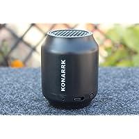 Konarrk BT25 Wireless Portable Bluetooth Speaker (Black)