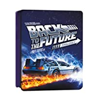 Ritorno al Futuro Trilogia: Limited Collector's Edition  (4 Blu Ray)