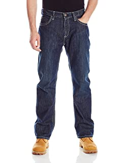 f28eeff7c2d Amazon.com: ARIAT Men's Fr M4 Low Rise Basic Boot Cut Jean Flint ...