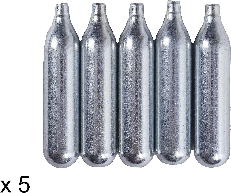 Lote de bombonas de CO2 para airsoft (12 g, 5 unidades): Amazon.es ...