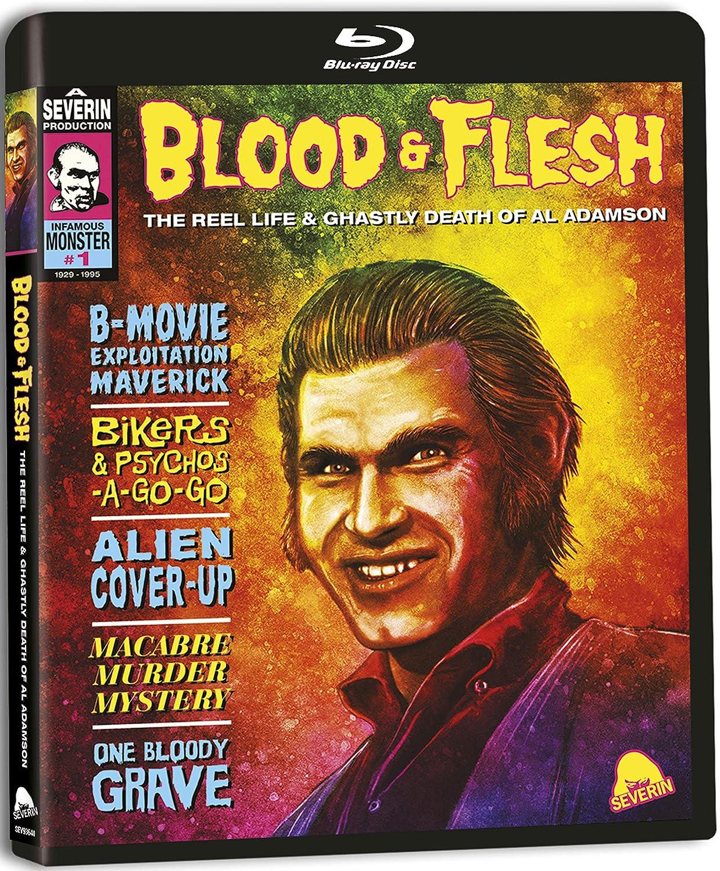 Blood & Flesh: Reel Life & Ghastly Death Of Al Edizione: Stati ...