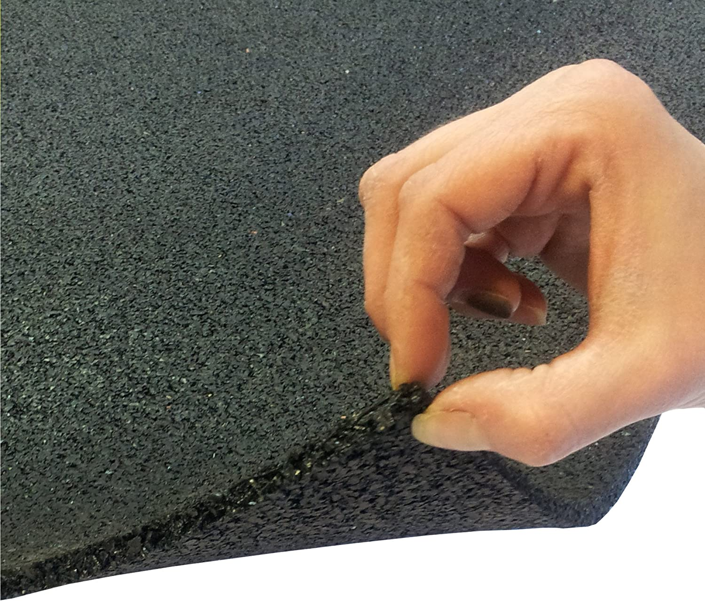 50 cm Bautenschutzmatte Gummigranulatmatte Antivibrationsmatte Rollenl/änge w/ählbar** 6 mm Breite 50 x 100 cm; St/ärke 6mm Antirutschmatte St/ärke