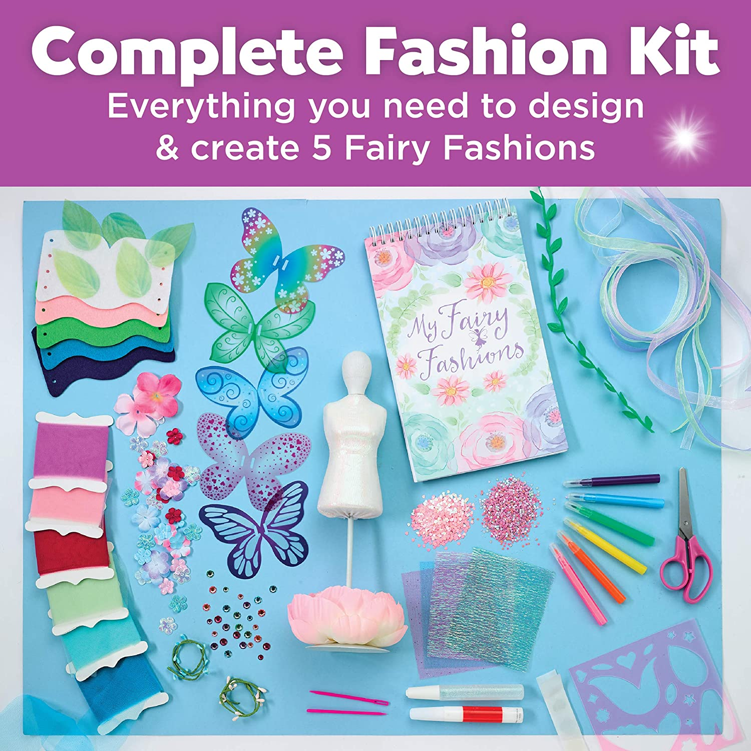 Create Your Own Doll Clothes Creativity for Kids Designed by You Fairy Fashions