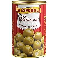 La Española - Aceitunas verdes rellenas de anchoa