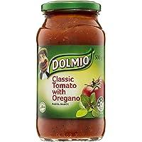 DOLMIO Classic Tomato Pasta Sauce with Oregano, 500g