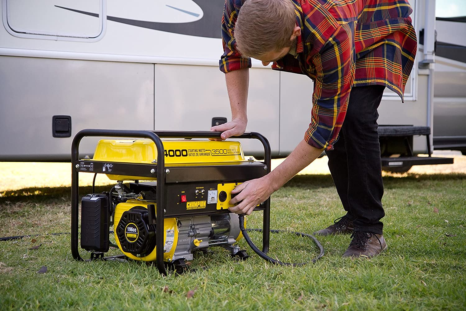 Best Generator for RV Camping