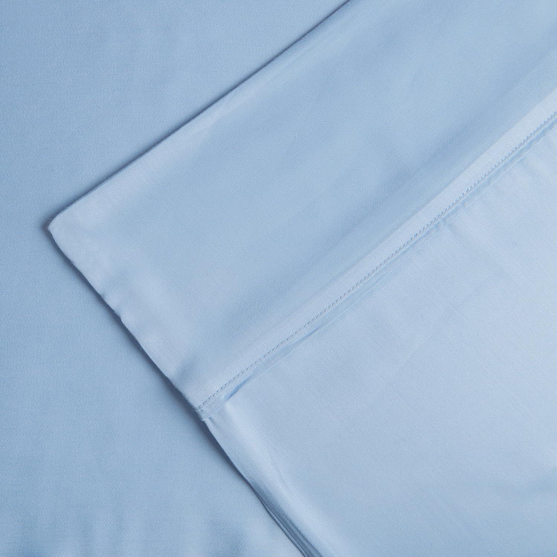 Superior 100/% Modal 4-Piece Solid Sheet Set California King Grey