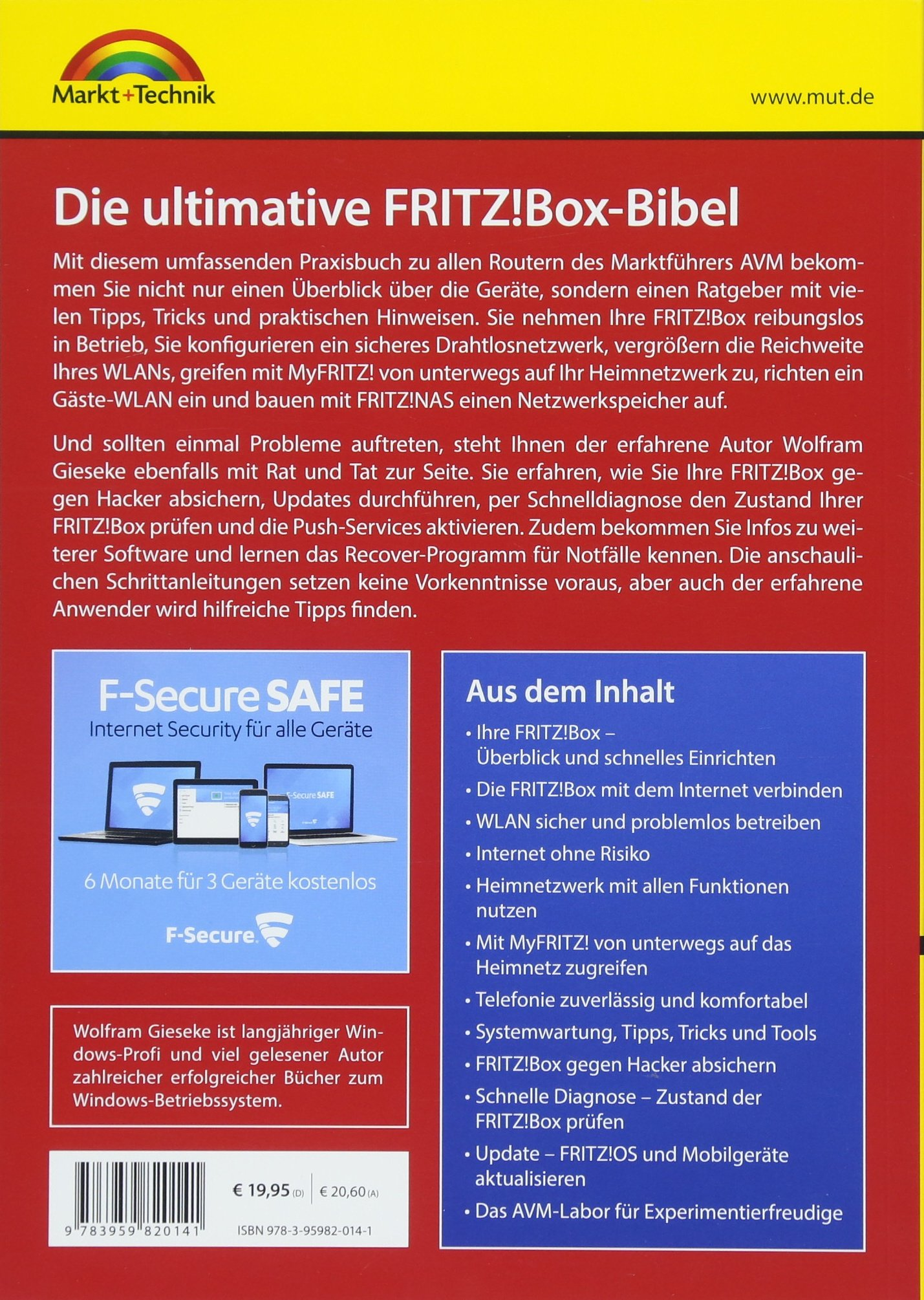 Die Ultimative Fritz Box Bibel Das Praxisbuch Mit Vielen Insider