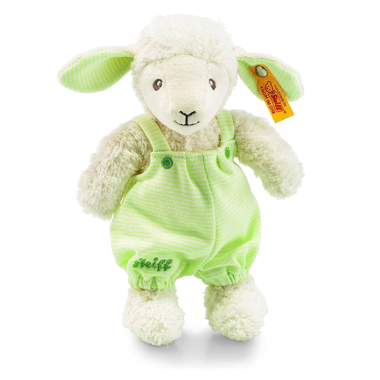 Steiff Lenny Lamb White//Light Green