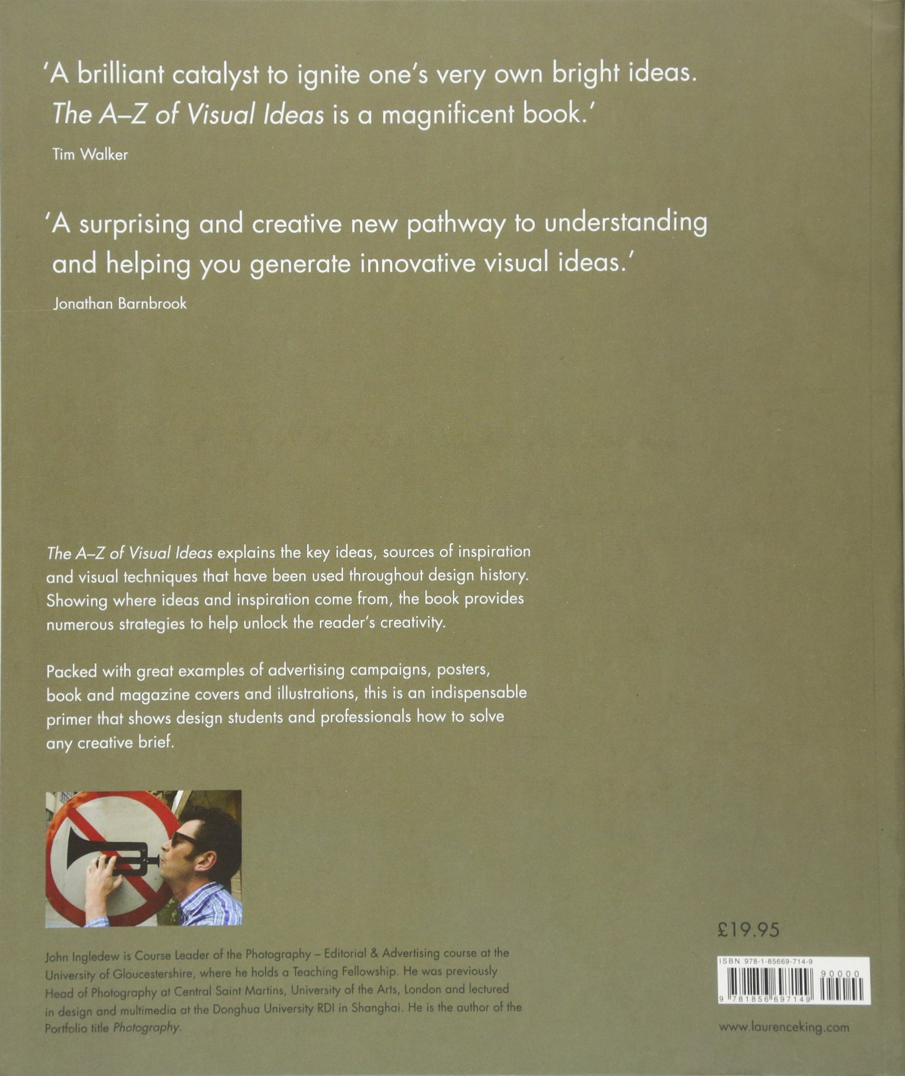 The A-Z of Visual Ideas: How to Solve any Creative Brief: Amazon ...