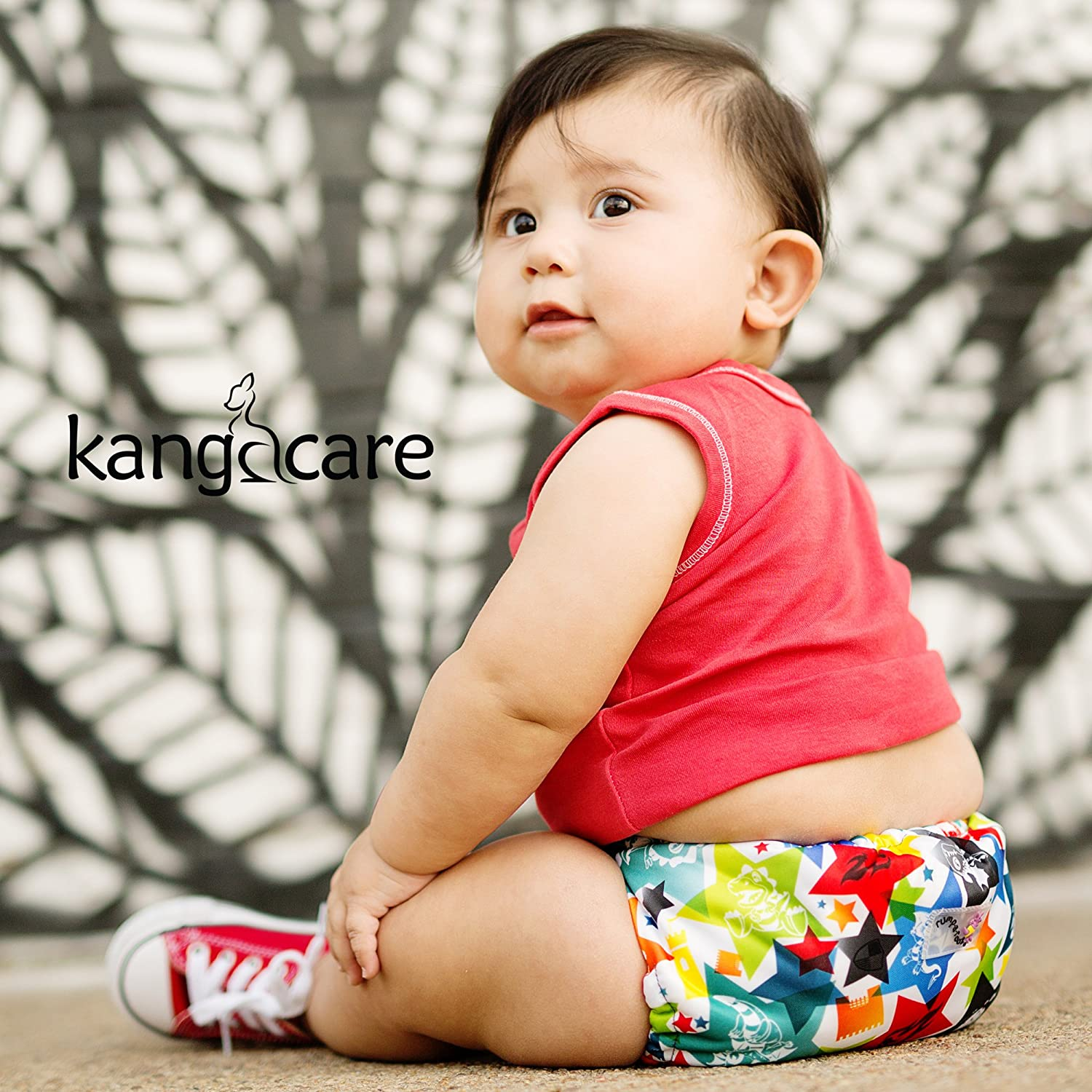 Spice Rumparooz Newborn Cloth Diaper Cover Snap