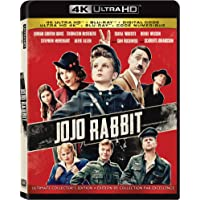 Jojo Rabbit (UHD + BD + Digital Code) [Blu-ray] (Bilingual)