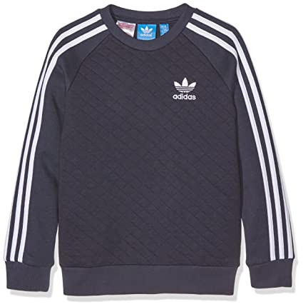 adidas Originals FL Enhanced Jersey, Infantil, Originals FL Enhanced, Legend Ink/White