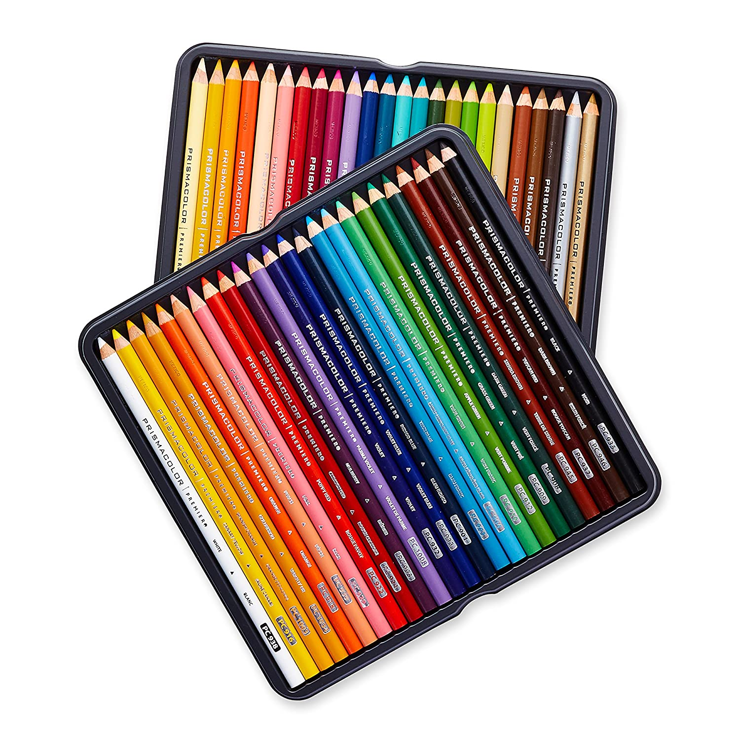 Prismacolor Colored Pencil Set for Artists. #coloredpencils #artsupplies
